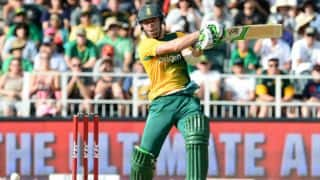 AB de Villiers ruled out of home and away series against Australia