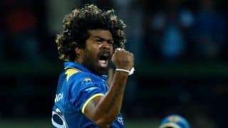 एशिया कप के लिए श्रीलंकाई टीम में पेसर लसिथ मलिंगा की वापसी