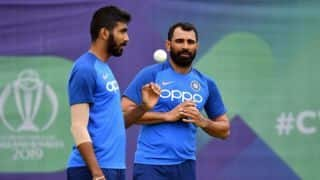 Cricket World Cup 2019: As injuries pile up, India look to stay adaptable