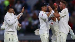 England vs West Indies, Edgbaston Test: Alastair Cook's 243, Stuart Broad's landmark and other highlights