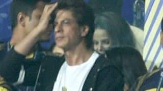 Shah Rukh Khan proud of KKR's show in IPL 2018