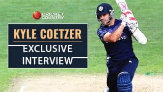 Kyle Coetzer: The environment that we have with Associate cricket is challenging