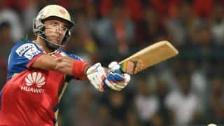 IPL 2014: Royal Challengers Bangalore taste victory at home against Delhi Daredevils