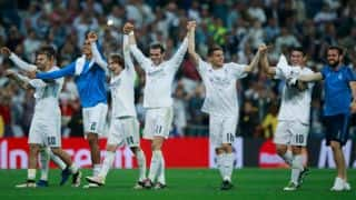 Real Madrid edge past Manchester City in UEFA Champions League 2015-16 semi-final; will face Atletico Madrid in final