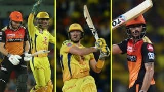 IPL 2019, CSK vs SRH: Pandey cashes in, Watson proves his worth and other talking points