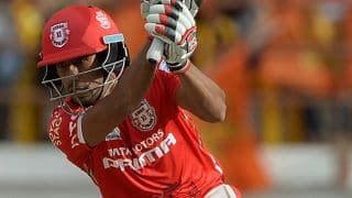 IPL 2016: Wriddhiman Saha praises Mohit Sharma, Marcus Stoinis, Sandeep Sharma post KXIP's victory over DD