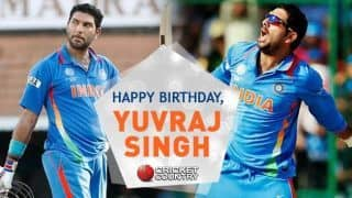 Yuvraj Singh turns 37: The two-time World Cup winner who bounced back from cancer