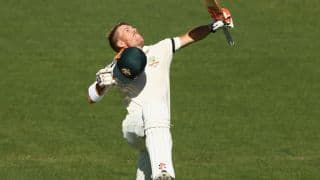David Warner making most of the best phase in life