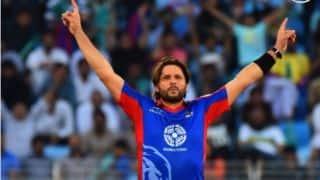 Shahid Afridi, batsmen guide Karachi Kings to win; Multan Sultans slump to third consecutive defeat