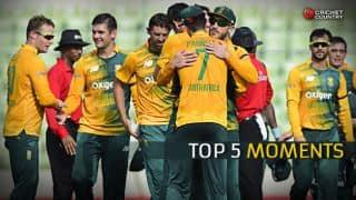 Bangladesh vs South Africa 2015, 2nd T20I at Dhaka: Highlights