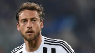 Claudio Marchisio on road to recovery following ligament surgery