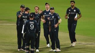 Scotland beat Netherlands by 7 runs in Match 8 of the Desert T20 2017 Challenge