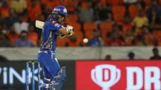 Mumbai Indians' Ishan Kishan waiting for his chance to shine