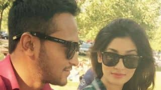 Shakib Al Hasan shares happy moment with wife Umme Ahmed Shishir