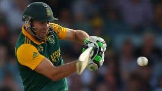 South Africa vs West Indies, 1st ODI at Durban: South Africa score 279 in rain curtailed innings