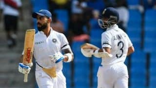 IN PICS: India vs West Indies 2019, 1st Test, Day 3