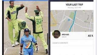 Arshad Khan, former Pakistan cricketer, driving Uber taxi in Sydney