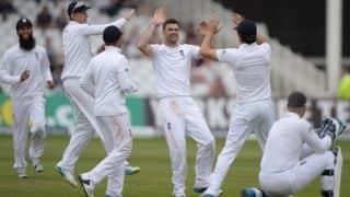 जेम्स एंडरसन की घातक गेंदबाजी की बदौलत इंग्लैंड ने तीसरे टेस्ट और सीरीज पर किया कब्जा