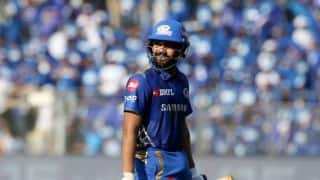 Rohit Sharma: We had a decent score to defend but failed to take early wickets