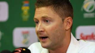 Michael Clarke takes seriously ill children on the ride of their lives