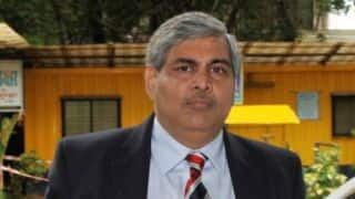 India-Pakistan series 2015-16: I am no astrologer to predict its fate, says Shashank Manohar