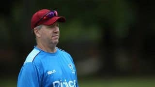 ICC suspends West Indies coach Stuart Law for two ODIs against India