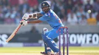 Shikhar Dhawan hits 10th ODI half-century at Cuttack against Sri Lanka