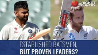 IND vs NZ: Will Kohli, Williamson justify their leadership skills compared to batting prowess?