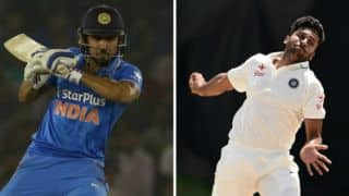 IND vs ENG, 4th Test: Manish, Shardul to replace Rahane, Shami