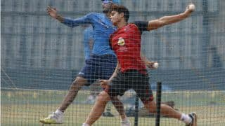 Arjun Tendulkar stars in Mumbai's win over Assam in Cooch Behar Trophy