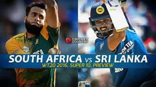 South Africa vs Sri Lanka, T20 World Cup 2016, Match 32 at Delhi, Preview: Wounded teams clash in inconsequential tie