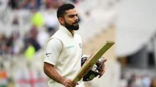 ICC Test rankings: Virat Kohli 25 points clear of second ranked Kane Williamson