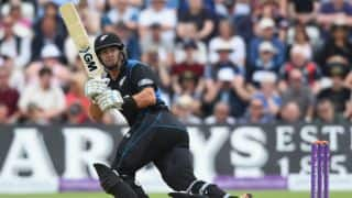Bangladesh vs New Zealand: Ross Taylor expresses disappointment at being dropped from T20I series