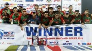 Bangladesh vs South Africa 2015, 3rd ODI at Chittagong