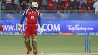 IPL 2014 Free Live Streaming Online: Royal Challengers Bangalore (RCB) vs Sunrisers Hyderabad (SRH) Match 24 of IPL 7