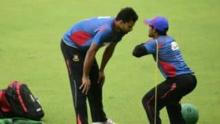 Mashrafe Mortaza: Bangladesh not reliant only on Mustafizur Rahman in Champions Trophy 2017