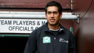 Ross Taylor: Sharing experiences with players helps you to improve