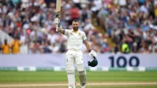 Matthew Wade Out of England County Championship Due to Injury