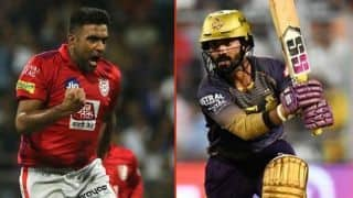 IPL 2019: KKR-KXIP lock horns in battle for survival