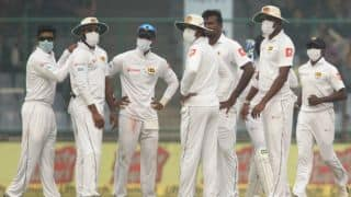 Mamata: Ashamed that SL cricketers had to wear masks during 3rd Test against IND