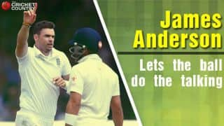 James Anderson keeps 'Pushgate' controversy aside and makes the ball talk against India in 2nd Test at Lord's