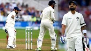 Hanuma Vihari is Virat Kohli's cover In England Test series