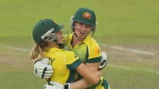 Australia Women vs Pakistan Women, 2nd ODI, Highlights
