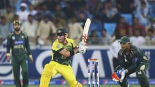 Live Streaming: Pakistan vs Australia 2014 1st ODI at UAE