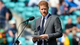 Prince Harry officially inaugurated World Cup 2019