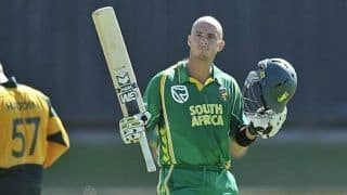 COVID-19 Outbreak: Herschelle Gibbs to Auction Bat Used in Historic ODI Chase vs Australia in 2006