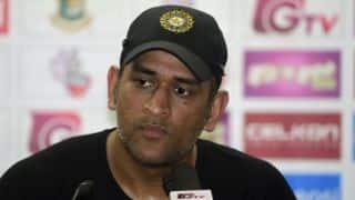Chetan Sharma: Have no sympathy with MS Dhoni after Bangladesh series loss