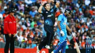Live Cricket Score: India vs New Zealand 4th ODI at Hamilton