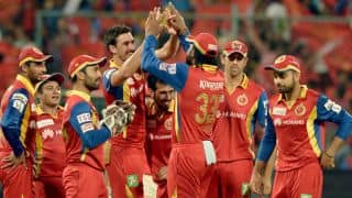 IPL 2015: Rajasthan Royals, Royal Challengers Bangalore face-off in Eliminator