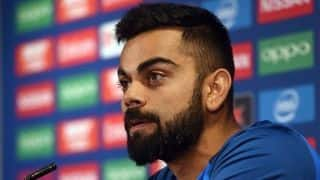 Great chance for youngsters to cement their place: Virat Kohli